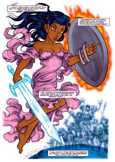 Venka. I love her!