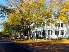Chestnut Street, Salem