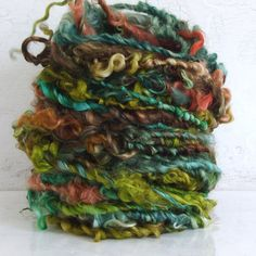 I want to try spinning locks…this looks so pretty!