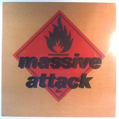 Massive Attack - Blue Lines (nowa)