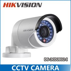 Find More Surveillance Cameras Information about 2014 Hikvision Original Gun Waterproof Security Network CCTV Camera DS 2CD2032 I 3MP IR IP Camera H2470,High Quality camera machine,China camera webcam Suppliers, Cheap camera video hd sony from Shenzhen Egomall Security Technology Co.,LTD  on Aliexpress.com
