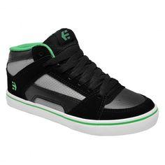 Etnies KIDS RVM Vulc black grey black skate shoes montantes 65€ #etnies #etniesshoes #etniesfootwear #footwear #shoes #shoe #chaussure #chaussures #skateshoes #chaussuresdeskate #skate #skateboard #skateboarding #streetshop #skateshop @PLAY Skateshop