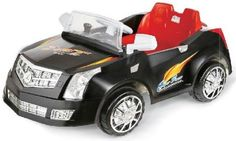 BOYS GIRLS CONVERTIBLE CADILLAC STYLE LUXURY MOTORIZED POWER WHEELS KIDS RIDE ON CAR W/REMOTE RIDING TOY. #838, BLACK