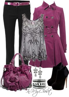 """""""Fall - #26"""" by in-my-closet ❤ liked on Polyvore"""
