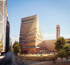 Galería - Ampliación del Tate Modern de Herzog & de Meuron se inaugurará en 2016 - 3