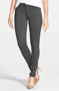 NYDJ 'Alina' Colored Stretch Leggings (Petite) | Nordstrom