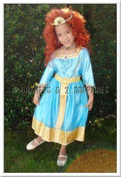 Princess Merida costume