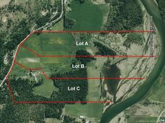 for Sale - 1042ABC Mabel Lake RD, Enderby, BC V0E 1V5 - MLS® ID 10091817.  This is a wonderful 299 acre Riverfront farm land with irrigation rights from the river. It's flat land with a mixture of irrigated hay land, and treed areas that are ideally suited to a cattle or horse farm. The house is a spacious 2 story, 5 bedroom home with a full basement. Vernon Bc, Lots For Sale, Horse Farms, Real Estate Investing, Investment Property, Irrigation, Cattle, Acre, Building A House