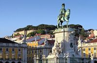 Lisbon Shore Excursion: Lisbon Hop-on Hop-off Tour #lisbon #portugal