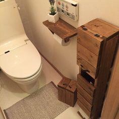 ゴミ箱 アンティーク風 木製 無垢材 ダストボックス