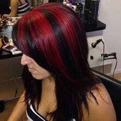 red layers