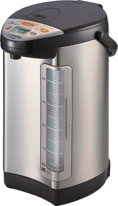 Zojirushi America Corporation CV-DCC50XT VE Hybrid Water Boiler and Warmer, 5-Liter, Stainless Dark Brown -- This is an Amazon Affiliate link. Continue to the product at the image link.