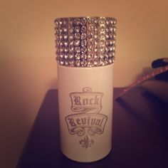 Rock Revival Platinum Edition Perfume Bottle 1/2 full- smells awesome! Rock Revival Other