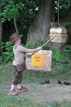 Indiana Jones/Archaeology party Birthday Party Ideas | Photo 10 of 25 | Catch My Party