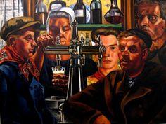 Charley Toorop, pintor holandés (1891-1955)