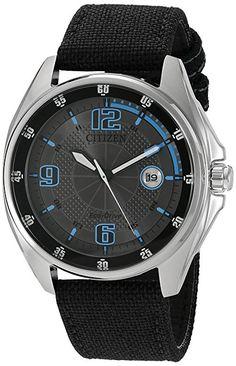 Citizen Men's 'Drive' Quartz Stainless Steel Casual Watch (Model: AW1510-03H)