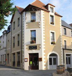 Hotel Restaurant la Côte des Monts Damnés à Sancerre