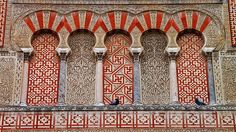 https://flic.kr/p/cerL79 | The Mosque and the pigeons, Córdoba, Spain | The Cathedral and former Great Mosque of Córdoba, known by the inhabitants of Córdoba as the Mezquita-Catedral (Mosque–Cathedral), is today a World Heritage Site and the cathedral of the Diocese of Córdoba. It is located in the Andalusian city of Córdoba, Spain.  The site was originally a pagan temple, then a Visigothic Christian church, before the Umayyad Moors converted the building into a mosque and then built a new…