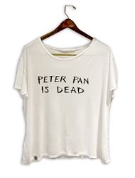 Animal Royalty Peter Pan is Dead Tee