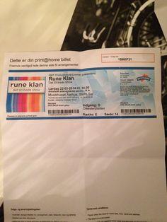 Så fedt Rune Klan show! Skal ses