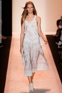 BCBG Max Azria (Spring-Summer 2015) R-T-W collection at New York Fashion Week  #AgneKonciute #AnastasiaLagune #AnjaLeuenberger #BCBGMaxAzria #BlancaPadilla #BrittBergmeister #ElisabethErm #EstherHeesch #EvelinaSriebalyte #IrinaLiss #JaneGrybennikova #KamilaHansen #KatlinAas #LarissaMarchiori #LeafZhang #MijoMihaljcic #NastyaYatchuk #NewYork #PaulineHoarau #RonjaFurrer #StephanieJoyField #TayaErmoshkina #TaylorHill #VasilisaPavlova #ZhenyaKatava