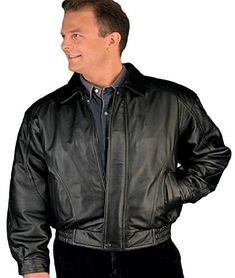"""American style bomber real leather jacket by reed (imported). REED Since 1950 Label.       Famous Words of Inspiration...""""I might repeat to myself slowly and soothingly, a list of quotations beautiful from minds profound - if I can remember any of the damn...  More details at https://jackets-lovers.bestselleroutlets.com/mens-jackets-coats/leather-faux-leather/product-review-for-reed-mens-american-style-bomber-genuine-leather-jacket/"""