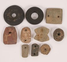 Image Detail for - Ralph W. Burnworth Native American Artifact Collection | Antique ...