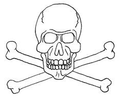Beccy's Place: Jolly Roger