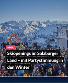 Zell Am See, Mount Everest, Party, Highlights, Mountains, Winter, Nature, Travel, Outdoor