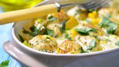 Krompir (Kartoffelauflauf mit Hackbällchen) (Bild: Fotolia)