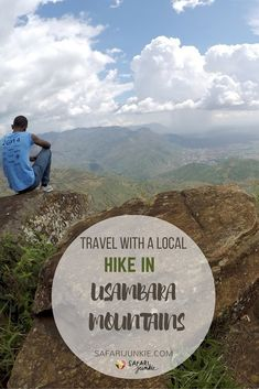 hiking in Usambara mountains tours with locals