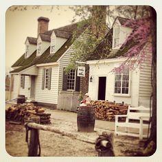 Colonial Williamsburg, Virgina