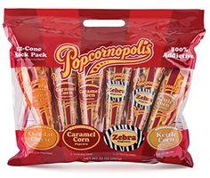 Popcornopolis Gourmet Popcorn 12 cone snack pack Popcorno... http://www.amazon.com/dp/B01ATWI17W/ref=cm_sw_r_pi_dp_GjOnxb11373T1