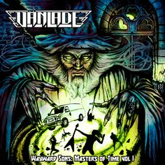 Vanlade Wayward Sons Masters of Time Vol I EP cover