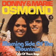 Donny and Marie Osmond Morning Side Of The Mountain/ One Of These Days (Album)