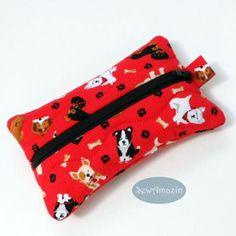 #Dog Lovers #Pocket #Tissue #Holder, #Travel Tissue #Case @SewAmazin