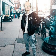 Artist Unknown One Punch Man URBAN Character design