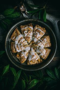 Mango Coconut Scones {Vegan} | Adventures in Cooking by Eva Kosmas Flores | Adventures in Cooking, via Flickr
