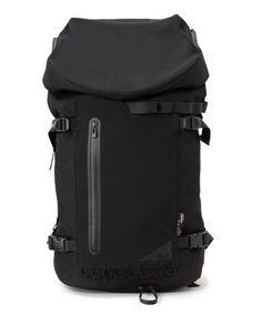 "hoyss: "" White Mountaineering BLK x Porter Cordura 3XDRY Mars Backpack """