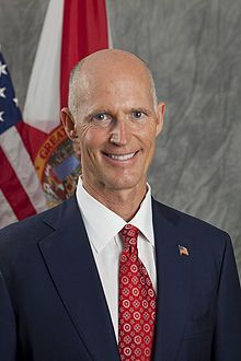 Rick Scott - Rep. Governor of Florida
