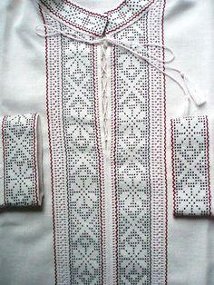 Ukrainian embroidered folk men's shirt. Українська чоловіча вишиванка. Украинская вышивка. https://www.facebook.com/photo.php?fbid=321244394670347&set=a.230509447077176.53182.100003543673096&type=3&src=https%3A%2F%2Ffbcdn-sphotos-g-a.akamaihd.net%2Fhphotos-ak-xaf1%2Fv%2Ft1.0-9%2F321630_321244394670347_937673627_n.jpg%3Foh%3D29870d9bc2319b6c9c0a0107a1b1674c%26oe%3D55B1115A%26__gda__%3D1437128843_db9c5fd9931aa96a029b836de5d9c64d&size=720%2C960