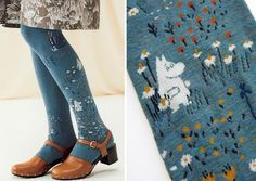 Cute Travels: More Moomin Clothes from Felissimo