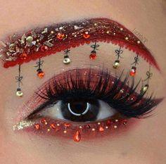 Augen Make-up von Lucinda212