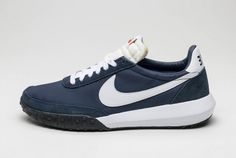"Nike Roshe Waffle Racer NM ""Obsidian"" on http://SneakersCartel.com | #sneakers #shoes #kicks #jordan #lebron #nba #nike #adidas #reebok #airjordan #sneakerhead #fashion #sneakerscartel"