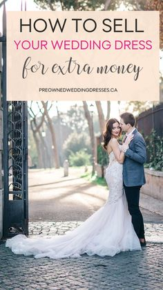 Need a little extra cash to pay the bills and survive during this crisis? Learn how to sell your wedding dress with us for extra money! Click here for a checkout discount for your wedding dress listing now.  #SellYourWeddingDress #WeddingDressListing #MakeExtraMoneySellingWeddingDress
