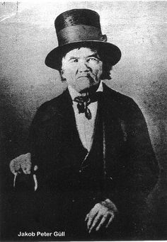 Great-Great-Great-Great Grandfather Jakob Peter Gull who came over from Germany. Photo circa 1860