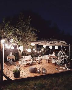 SUMMER NIGHTS: Interior pieces for unforgettable summer nights! Summer is - terrace ideas, SUMMER NIGHTS: Interior pieces for unforgettable summer nights! Summer is SUMMER NIGHTS: interior pieces for unforgettable summer nights! Summer is Outdoor Balcony, Outdoor Gardens, Outdoor Decor, Grey Gardens, Outdoor Lighting, Outdoor Spaces, Outdoor Theater, Outdoor Patios, Rooftop Garden