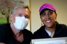 Robin Roberts' transplant completed in five minutes