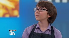 14-year-old chef Jimmy Warshawsky, a finalist in Master Chef Junior, shares three healthy recipe makeovers for everyone's favorite food: French fries!