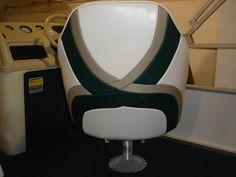 Outstanding Achievement Award for marine upholstery: Starcraft Pontoon